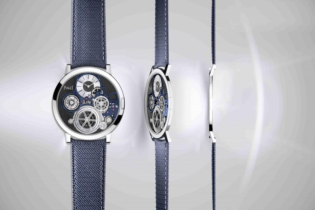 時隔兩年,伯爵讓錶殼連同機芯僅2毫米的Altiplano終極概念腕錶,夢想成真,成為了全球腕錶藏家能擁有的極致纖薄時計 (1)