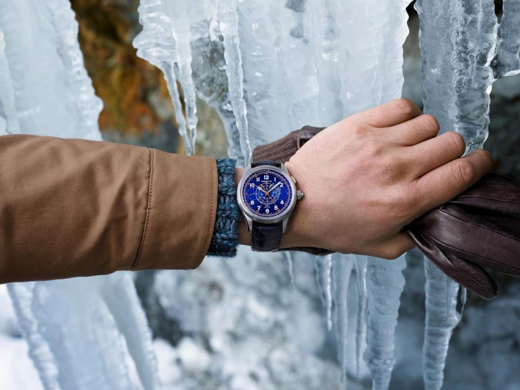 03.萬寶龍1858系列雙秒追針計時碼錶限量款100