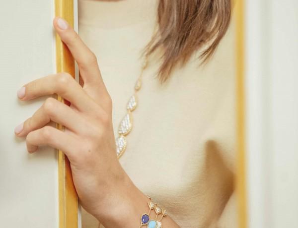 Boucheron - Serpent Bohème bracelets _ long necklace (1)