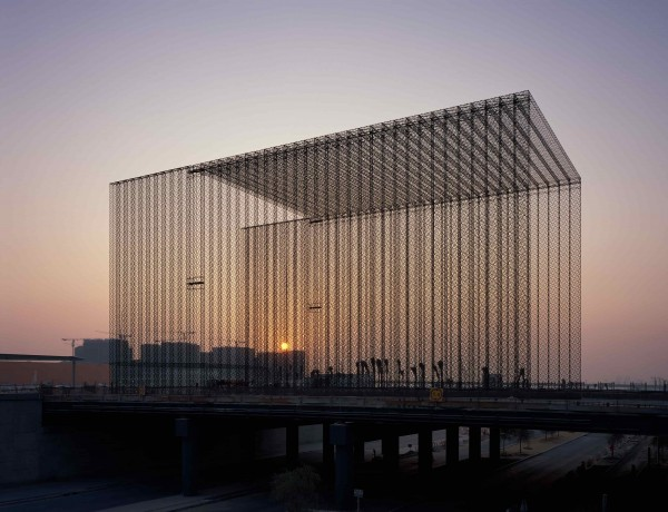 The Expo 2020 Dubai Entry Portals designed by Asif Khan - photography by Helene Binet (1) (1)