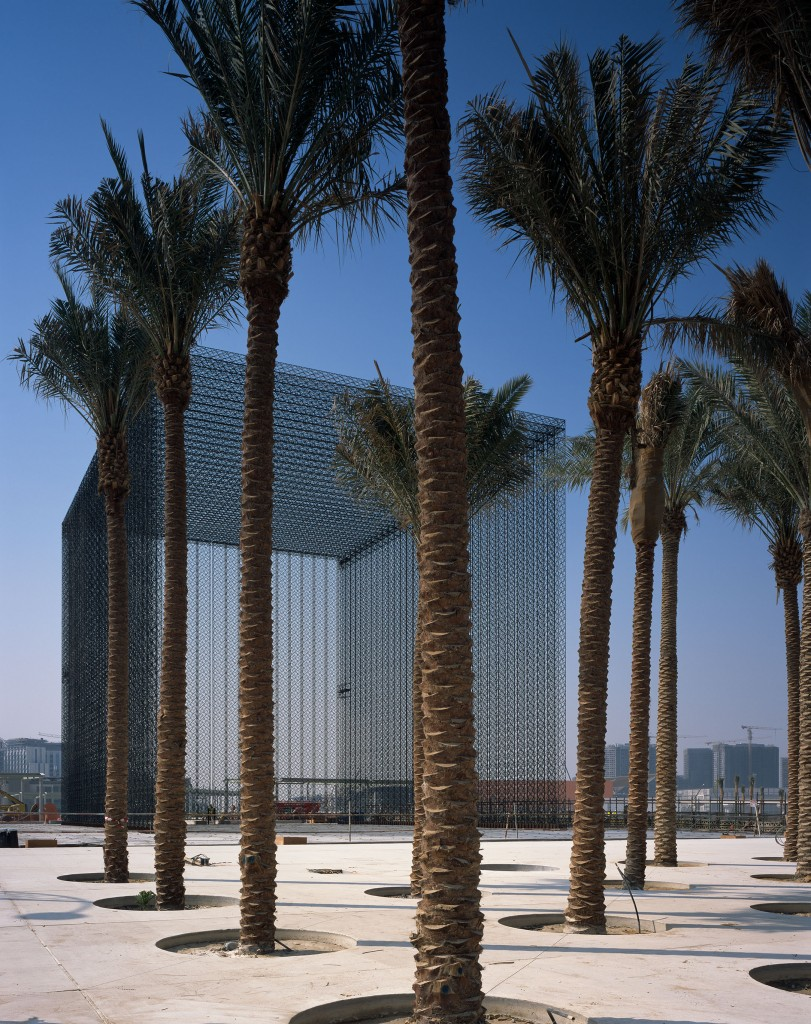 The Expo 2020 Dubai Entry Portals designed by Asif Khan - photography by Helene Binet (7)