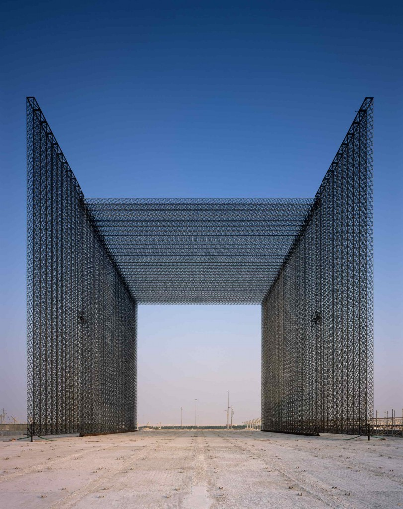 The Expo 2020 Dubai Entry Portals designed by Asif Khan - photography by Helene Binet (8) (1)